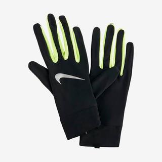 ナイキ(NIKE)のNIKE ランニンググローブ ブラック サイズL  管理番号 204(トレーニング用品)