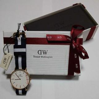 ダニエルウェリントン(Daniel Wellington)のダニエルウェリントン腕時計(腕時計(アナログ))