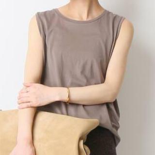 DEUXIEME CLASSE - Deuxieme Classe 新品 terrific Tシャツ ブラウンA