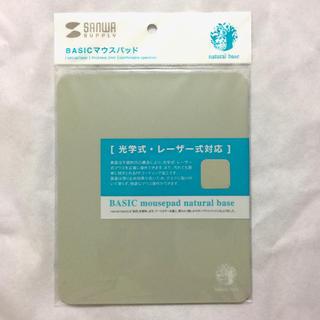 sanwaマウスパッド 新品(PC周辺機器)
