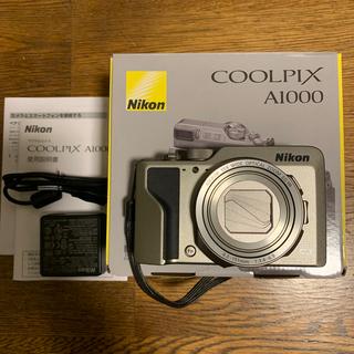 Nikon - 傷なし Nikon COOLPIX A1000 ニコン デジタルカメラ