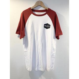 RVCA - 美品  RVCA  ラグラン Tシャツ