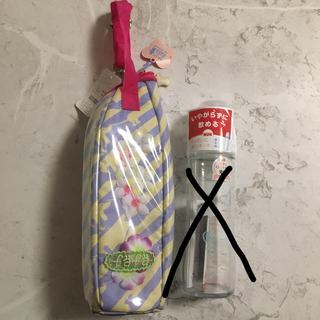 フェフェ(fafa)のNUK 哺乳瓶 ガラス製 fafa 哺乳瓶ケース(哺乳ビン)