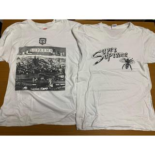 Supreme - supreme Tシャツセット