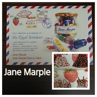 ジェーンマープル(JaneMarple)のJaneMarple 冊子 ミニカタログ(その他)