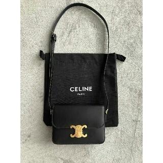 celine - CELINE スモール トリオンフバッグ