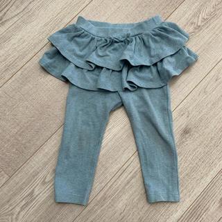 UNIQLO - UNIQLO スカート付き ズボン