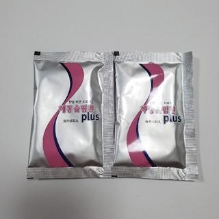 ヘドンスリムファンplus 2袋