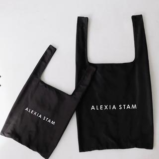 ALEXIA STAM - ALEXIA STAM  アリシアスタン エコバッグ Sサイズ
