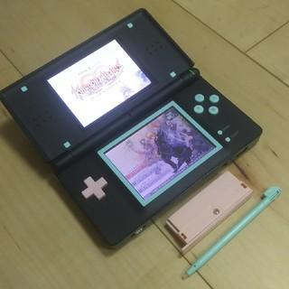 ニンテンドーDS(ニンテンドーDS)のニンテンドーDSlite 本体+タッチペン+ソフト(携帯用ゲーム機本体)