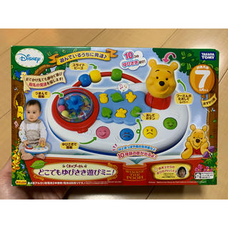 Takara Tomy - 💓新品未使用💓 タカラトミー くまのプーさん 知育玩具