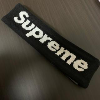 Supreme - supreme ニューエラ ヘアバンド シュプリーム NEW ERA