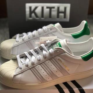 adidas - KITH別注 スーパースター
