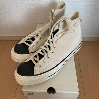 フィアオブゴッド(FEAR OF GOD)のCONVERSE essentials ct70 fear of god (スニーカー)