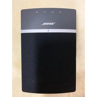 BOSE - BOSE SoundTouch 10 wireless speaker ブラック