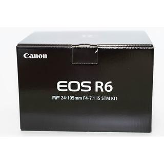 Canon - 国内正規品CANON EOS R6 RF24-105 IS STM レンズキット
