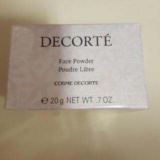 コスメデコルテ(COSME DECORTE)のCOSME DECORTE コスメデコルテ フェイスパウダー #00 20g(フェイスパウダー)