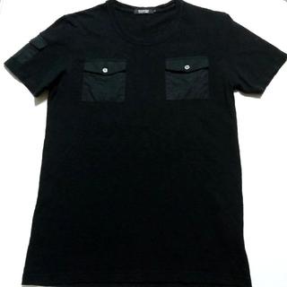 バーバリーブラックレーベル(BURBERRY BLACK LABEL)の🖤デザインTシャツ🖤(Tシャツ/カットソー(半袖/袖なし))