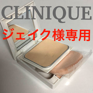 CLINIQUE - クリニーク CLINIQUE ダーマホワイトブライト-Cパウダーメークアップ