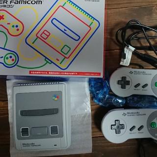 スーパーファミコン - Nintendo ゲーム機本体 ニンテンドークラシックミニ スーパーファミコン