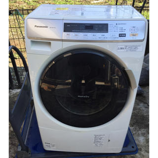 Panasonic - 送料込 Panasonic プチドラム ななめドラム式洗濯乾燥機