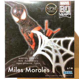 マーベル(MARVEL)のマーベル コミック 80周年 Miles Morales(アメコミ/海外作品)
