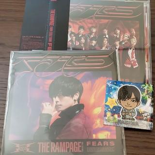 THE RAMPAGE - 川村壱馬★七夕 ステッカー ★FEARS、CD+アザージャケット