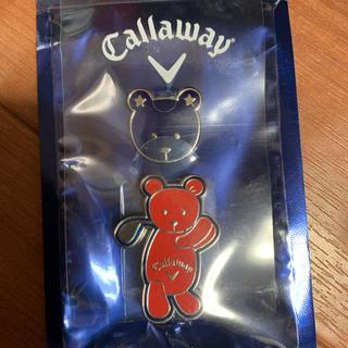 キャロウェイゴルフ(Callaway Golf)のキャロウェイクマのマーカー(その他)