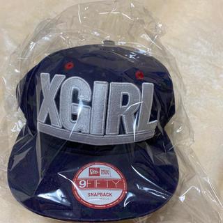 X-girl - xgirl キャップ