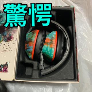 スカルキャンディ(Skullcandy)の🍀【skullcandy❷-②】まさに驚愕重低音☆‼️ヘッドホン ヘッドフォン(ヘッドフォン/イヤフォン)