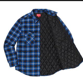 Supreme - シュプリーム  フランネルチェックシャツ
