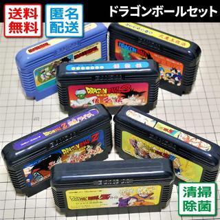 ファミリーコンピュータ(ファミリーコンピュータ)のドラゴンボール 1・2・3 /ドラゴンボールZ 1・3・外伝(ファミコン/FC)(家庭用ゲームソフト)