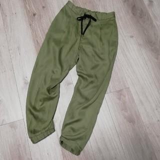 グリーンレーベルリラクシング(green label relaxing)のグリーンレーベルリラクシング イージーパンツ カーキ ユナイテッドアローズ PT(カジュアルパンツ)