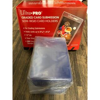《ラスト1セット》PSA 鑑定 必須 ウルトラプロ カードセイバー100枚セット(カードサプライ/アクセサリ)