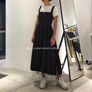 リステア(RESTIR)のIRENE Panier Dress 新品未使用(ロングワンピース/マキシワンピース)
