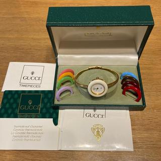 Gucci - GUCCI 腕時計 チェンジベゼル