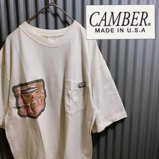 sun/kakke camber リフレクター tシャツ