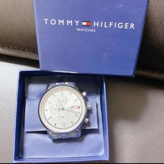 トミーヒルフィガー(TOMMY HILFIGER)のTOMMY トミーフィルガー 腕時計 メンズ(腕時計(デジタル))