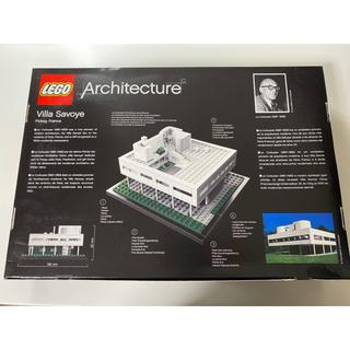 Lego -  LEGO レゴ アーキテクチャー サヴォア邸 21014 未開封