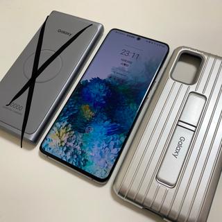 サムスン(SAMSUNG)のGalaxy S20+5G G9860 香港版 dual-sim Akira様(スマートフォン本体)