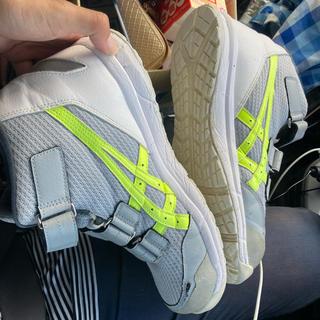 アシックス 安全靴 スニーカー