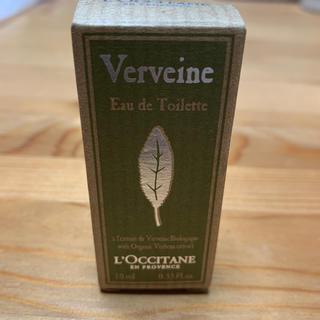 ロクシタン(L'OCCITANE)の新品未開封♡ロクシタン ヴァーベナ オードトワレ(ユニセックス)