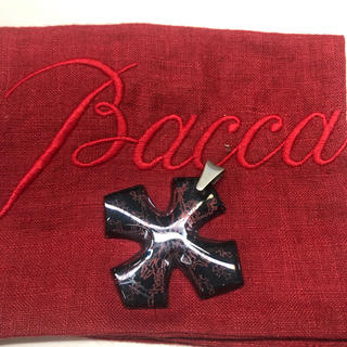 バカラ(Baccarat)のBaccarat バカラ オクシタン クロス ペンダント ネックレス Cross(ネックレス)