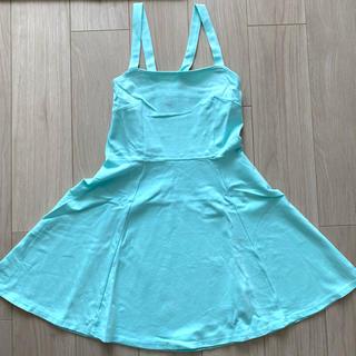 エイチアンドエム(H&M)のワンピース ドレス(ひざ丈ワンピース)
