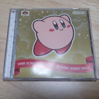 ニンテンドウ(任天堂)の星のカービィ ウルトラスーパーデラックス オリジナルサウンドトラック(ゲーム音楽)