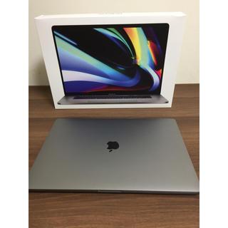 Mac (Apple) - 美品 Macbook Pro 16インチ 2019 スペースグレイ 最新機種