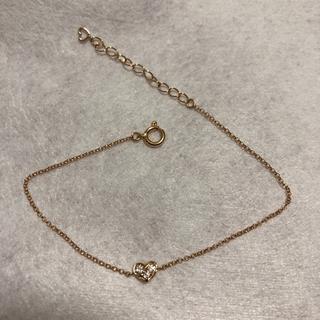 ポンテヴェキオ(PonteVecchio)のponte vecchio ブレスレット K18PG  0.04 ダイヤモンド(ブレスレット/バングル)