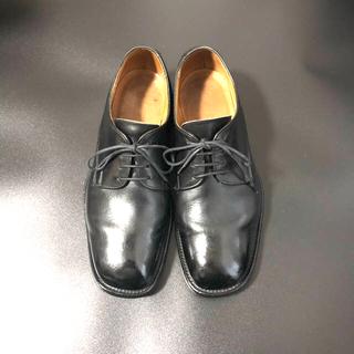 ポールスミス(Paul Smith)の美品 Paul Smith ポールスミス 革靴 プレーントゥ 24.5cm 6(ドレス/ビジネス)