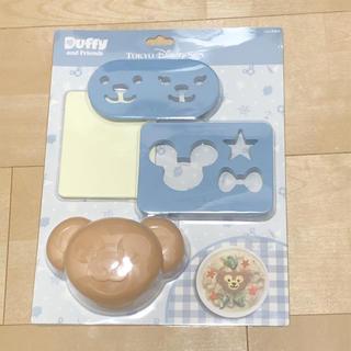 Disney - ダッフィー  シェリーメイ お弁当 ごはん 型抜き ディズニー 新品