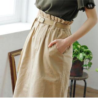 クリスプ(Crisp)のcrisp スカート(ひざ丈スカート)